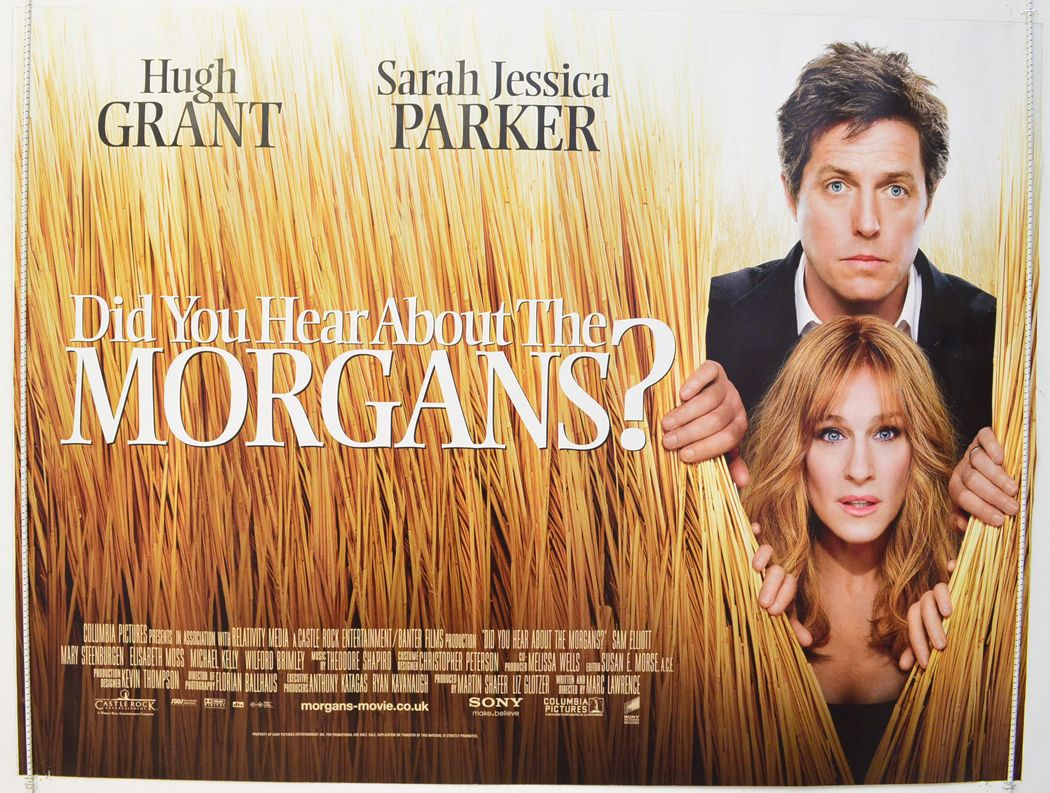 Did You Hear About The Morgans Hugh Grant Love Movie Hearing