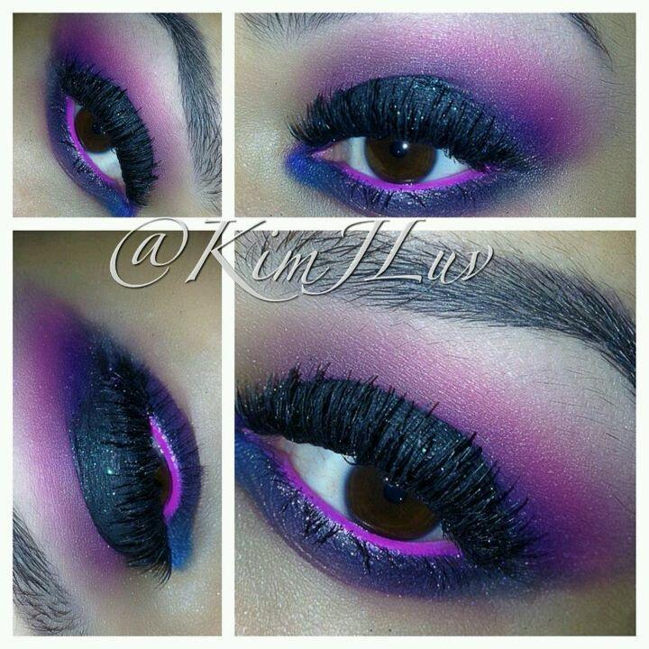 Urban Decay & CoastalScents Eye Candy Nyx eyeshadow