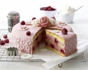 himbeer joghurt torte rezept cake. Black Bedroom Furniture Sets. Home Design Ideas