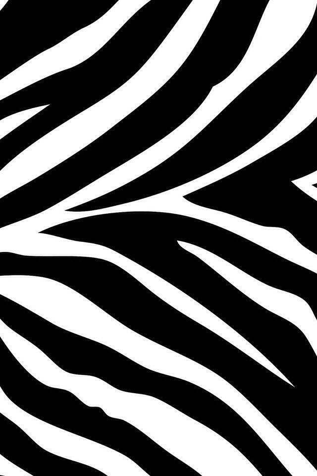 Zebra Animal Print Wallpaper For Iphone Or Android Animal Print