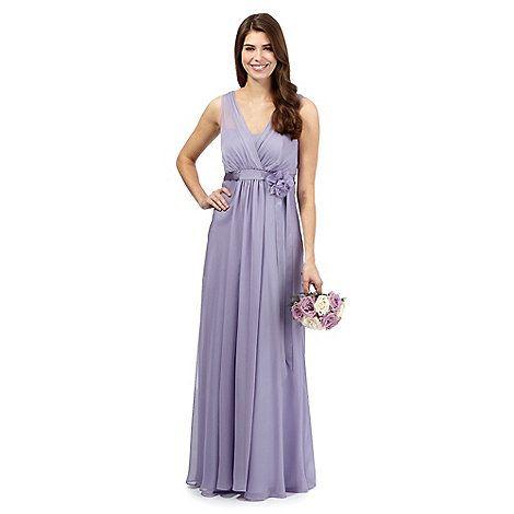 Lilac chiffon maxi dress | Maxis, Chiffon and Lilacs