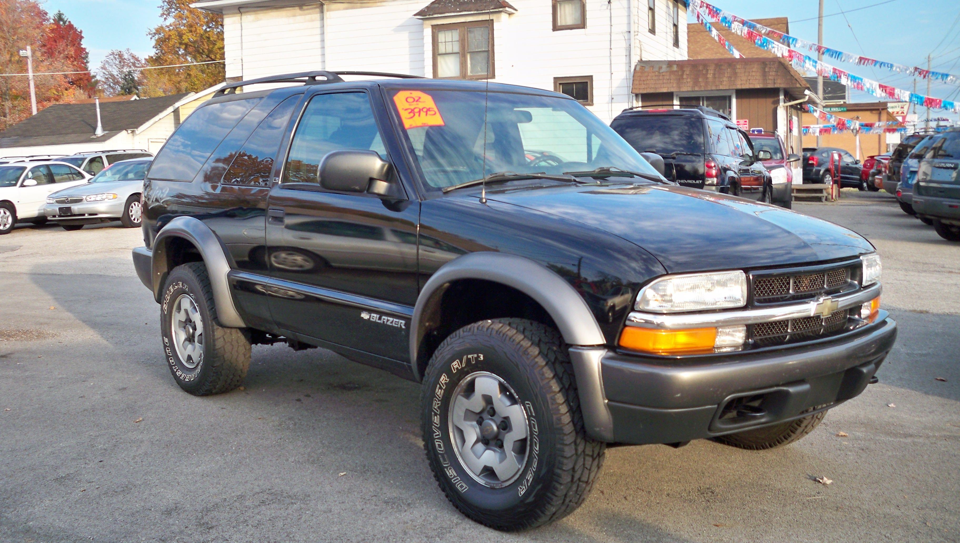 2002 chevrolet blazer zr2 3 995 e a auto sales 1 866 454 1699 chevrolet blazer gm trucks chevrolet chevrolet blazer gm trucks