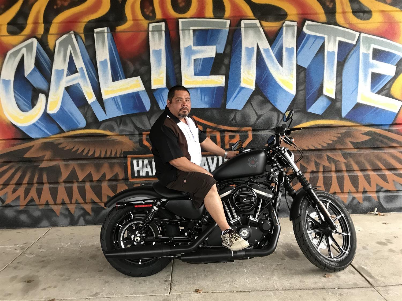 Pin On Caliente Harley Davidson Riders