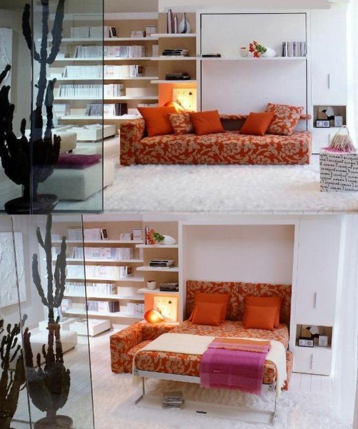 Idees En Photos Pour Comment Choisir Le Meilleur Lit Pliant Petites Chambres Lits Pliants Et Meubles Pour Petits Espaces