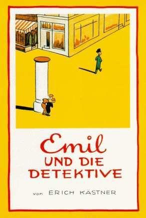 Emil Und Die Detektive Erich Kastner Bilderbuch Buch Klassiker Kinderbucher