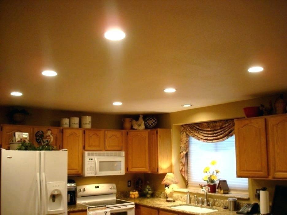 8 foot ceilings galley kitchen lighting | Light fixtures ...