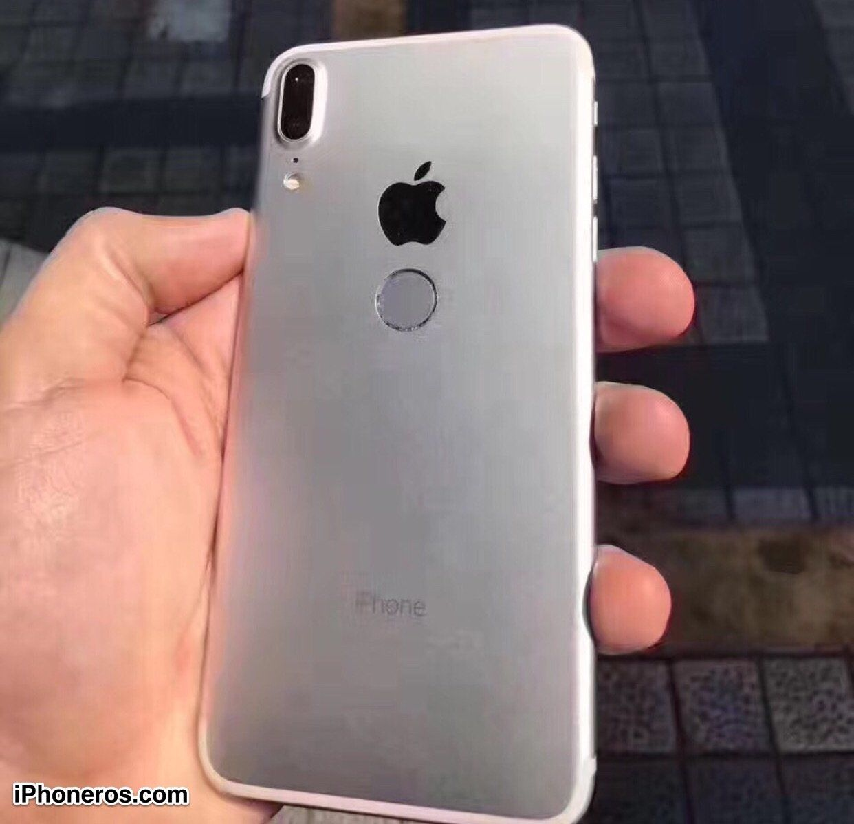 The latest set of supposed iPhone 8 photos are fake, and