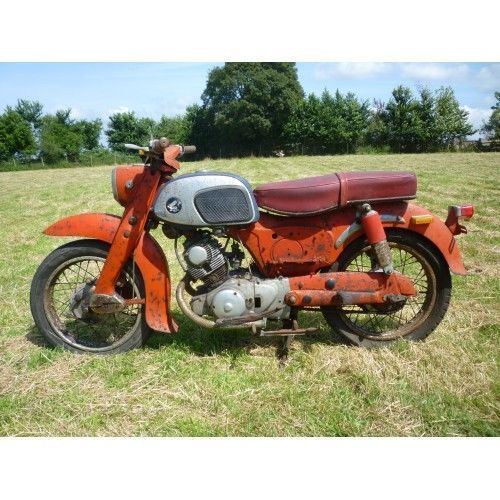 1965 Honda C90 C92 C95 Benly Motorbike Breaking Spares Repair Restoration Honda C90 Motorbikes Honda