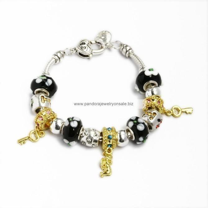 2012 Pandora Black Bracelet