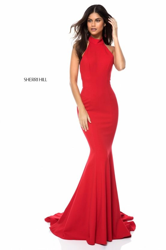 Sherri Hill #51808 | Bodycon Dresses | Bodycon Prom Dresses ...