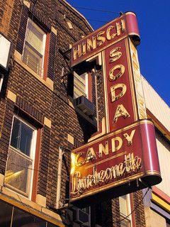 Hinsch's Confectionery, Bay Ridge, Brooklyn, NY | by Dean Jeffrey
