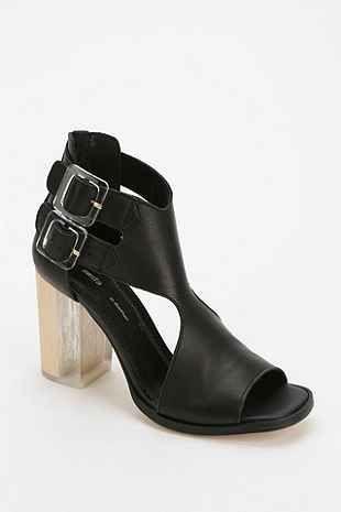 Miista Emma Cutout Peep-Toe Heel - Urban Outfitters