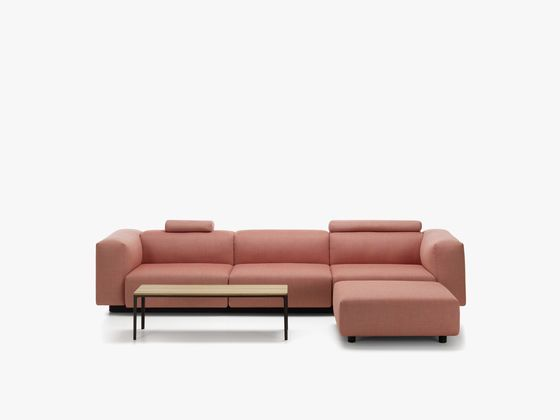 Broyhill Sofa Soft Modular Sofa by Jasper Morrison for Vitra