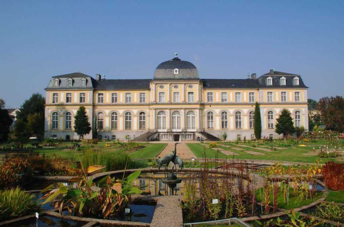Top 8 Things To Do In Bonn Tourisme Architecture Edifice