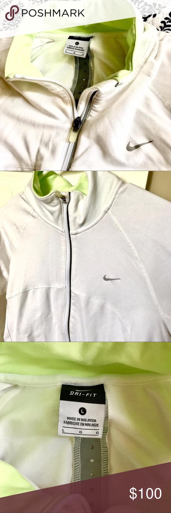 35be5f3b0 Nike Dri-FIT Thermal Full Zip Running Jacket BRAND NEW! Never worn ...