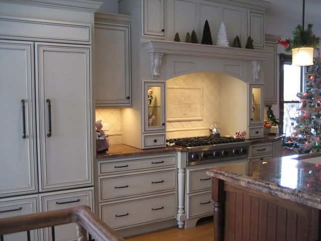 Kitchenaid Fridge Built In Cabinet Door Do Ivory Maple Trim