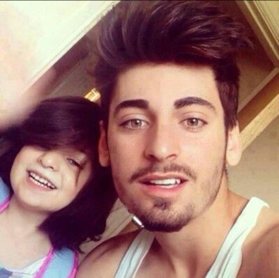This is Zayn's cousin<<<<< are we sure?