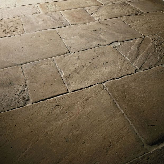 Genuine Antique English Reclaimed Coursed Tiles London Reclaimed Stone Stone Flooring
