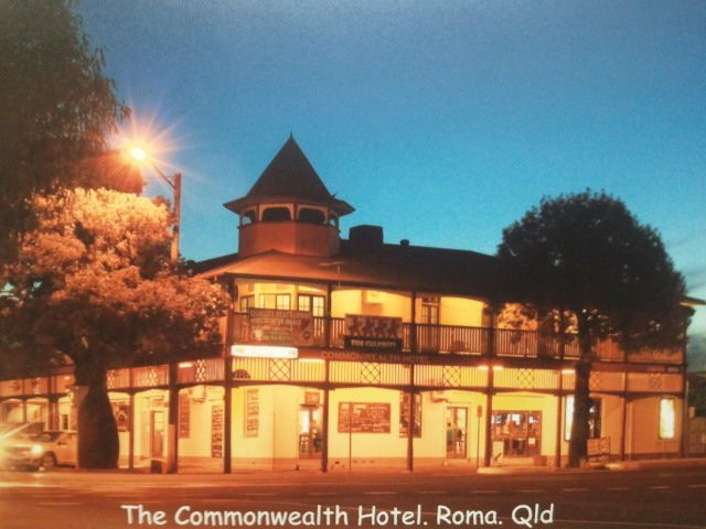 The Commonwealth Hotel Best Pub In Roma Https Www Facebook