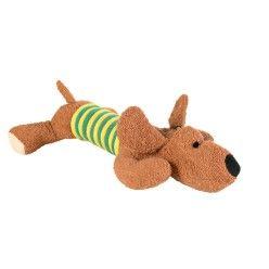 Dogtoy Badstof Hond 28cm