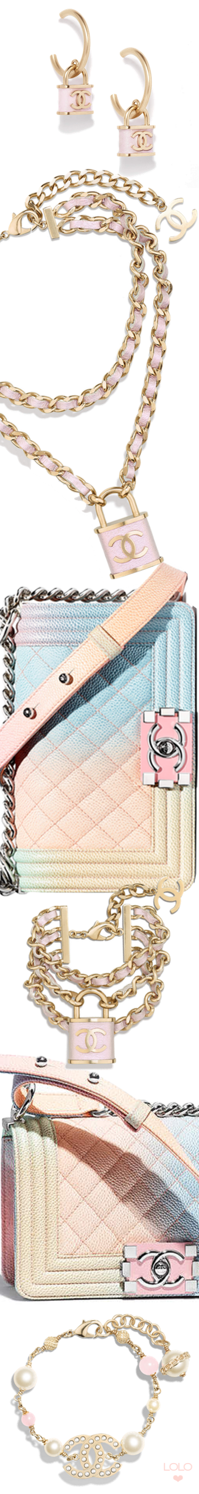 CHANEL SPRING/SUMMER 2018 PRE-COLLECTION ACCESSORIES