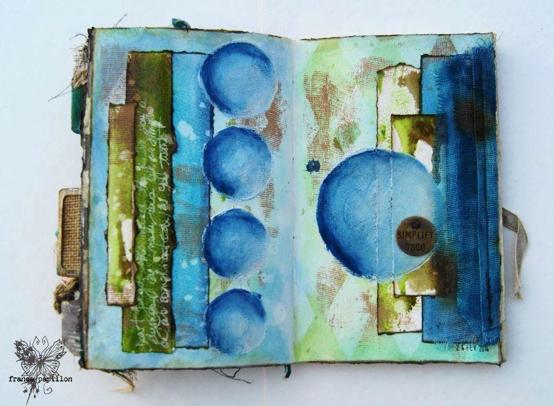 france papillon: Journal on Monday: week 86
