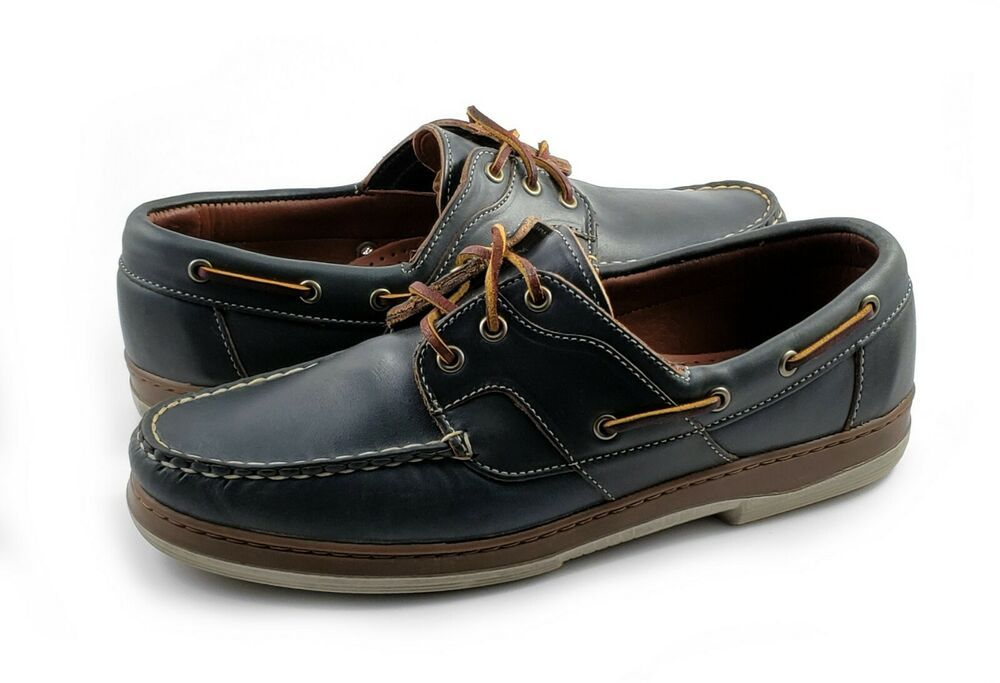 AE Allen Edmonds Eastport Boat Shoes