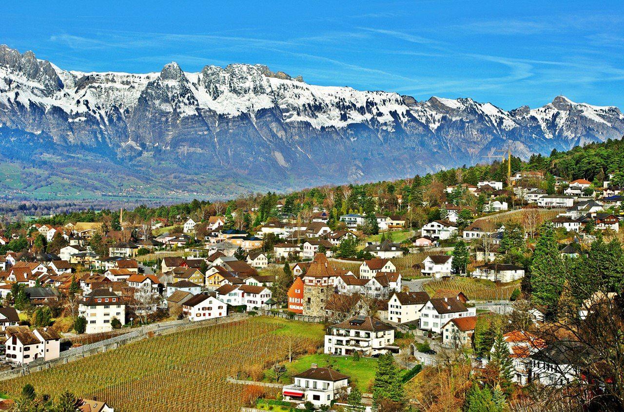 Pin By Susie Brooks On Vestur Evropa Vaduz Adventure Tourism Europe Travel Destinations