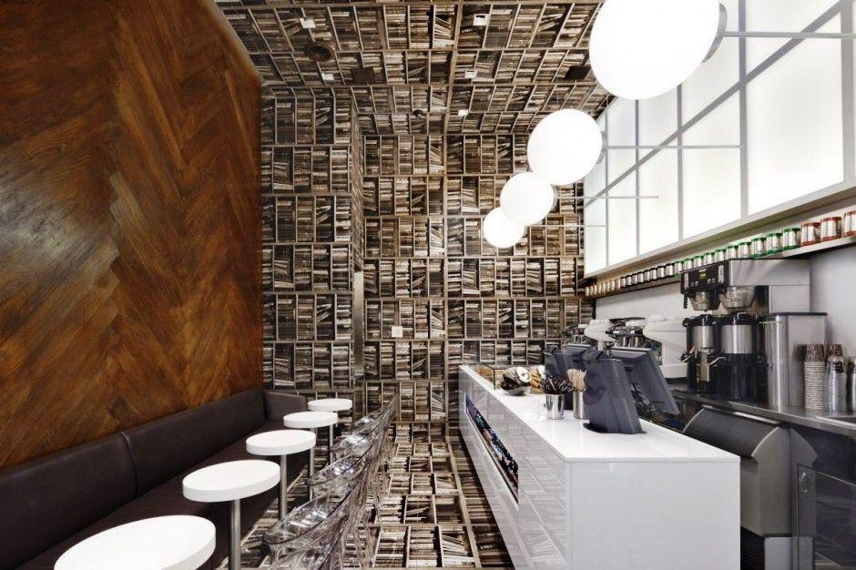 Top 11 Cafe Interiors Designs