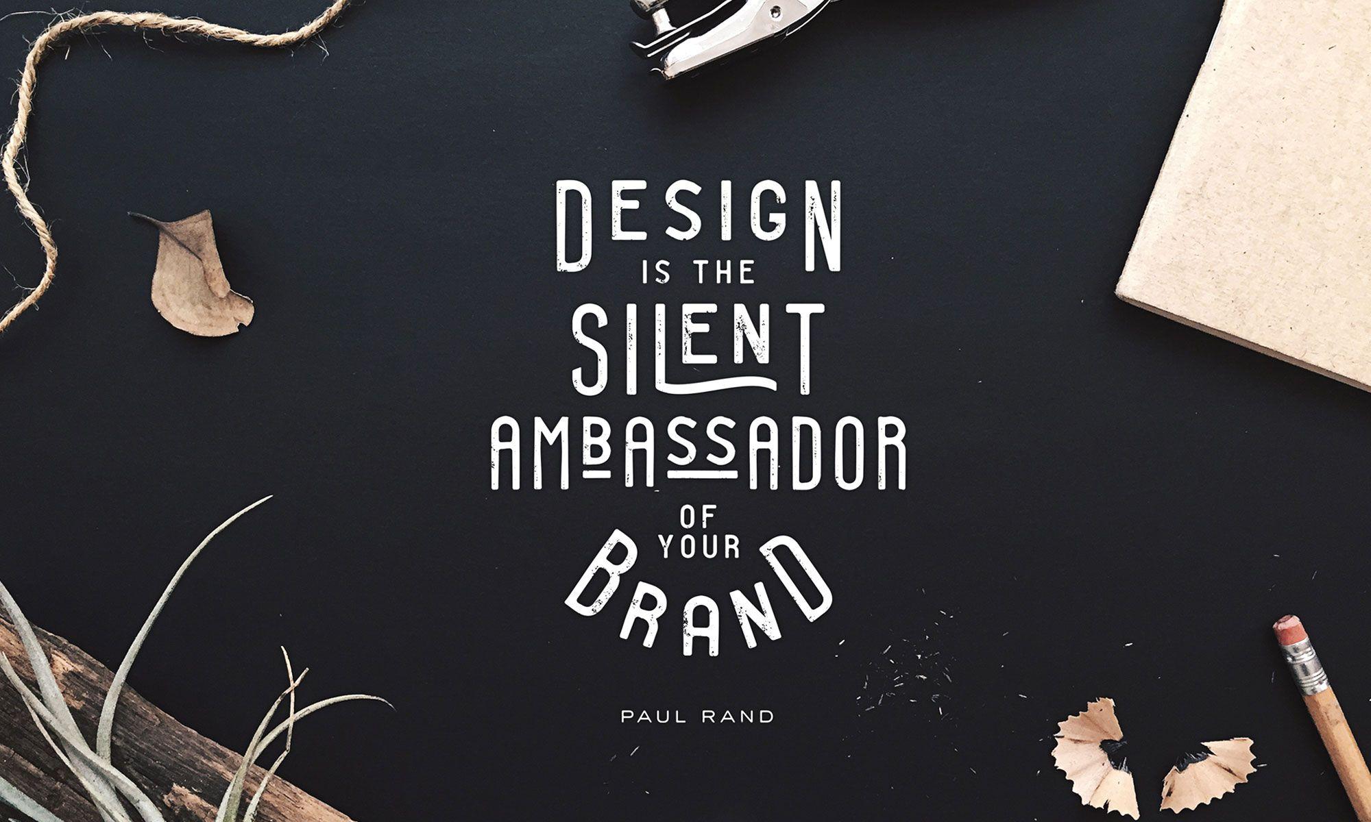 Paul Rand Design Quotes Inspiration Logo Design Quotes Design Quotes
