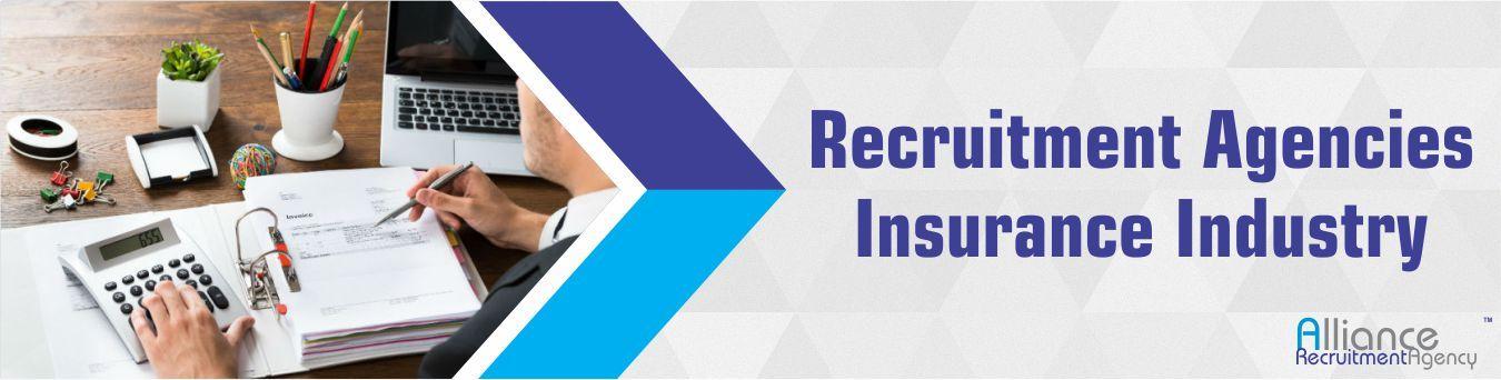Recruitment Agencies Insurance Industry Alliance