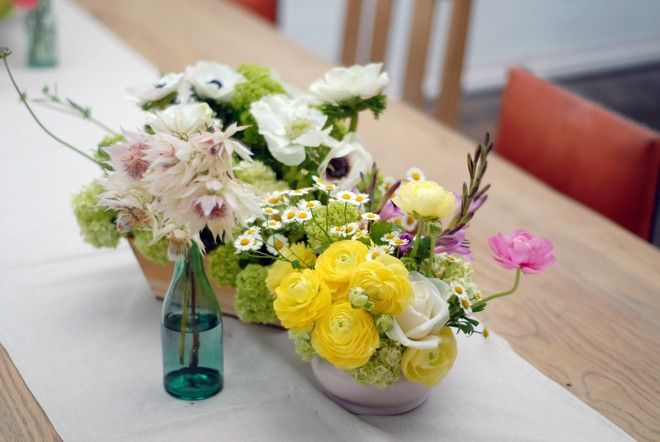 Jessica & Luke's Wedding | Miss Moss Flowers in the Foyer