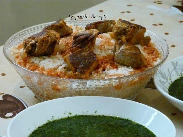 Fatta Agyptisches Essen Rezepte Agyptische Rezepte Orientalische Rezepte
