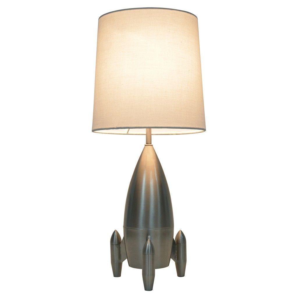 Target Pillowfort Rocket Lamp Small Lamp Shades Lamp Glass