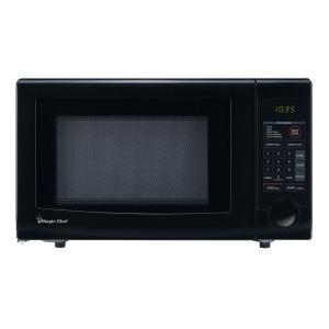 Magic Chef 1 1 Cu Ft Countertop Microwave In Black Hmd1110b