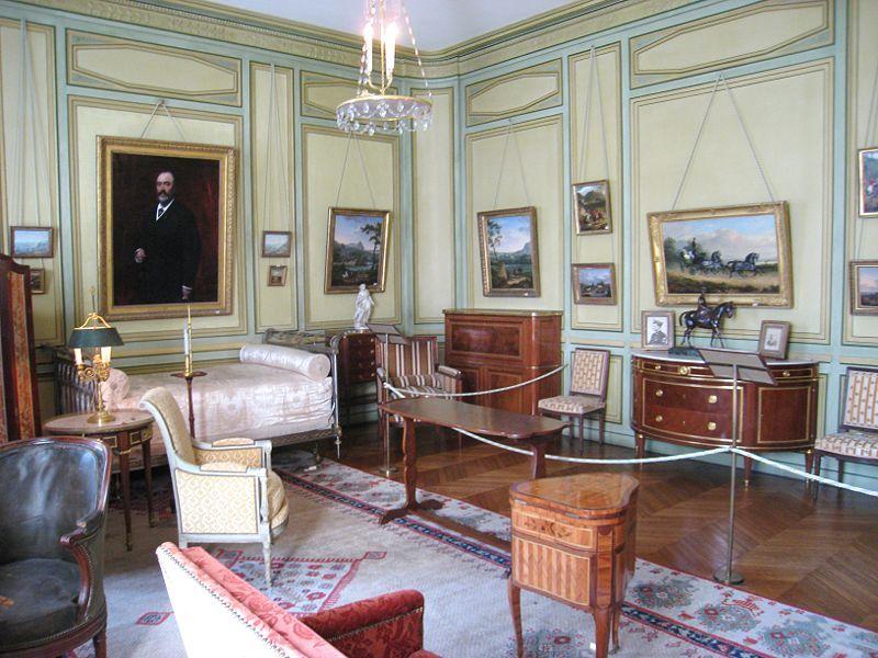Chambre du fils - Musée Nissim de Camondo | MUSEO NISSIM DE ...