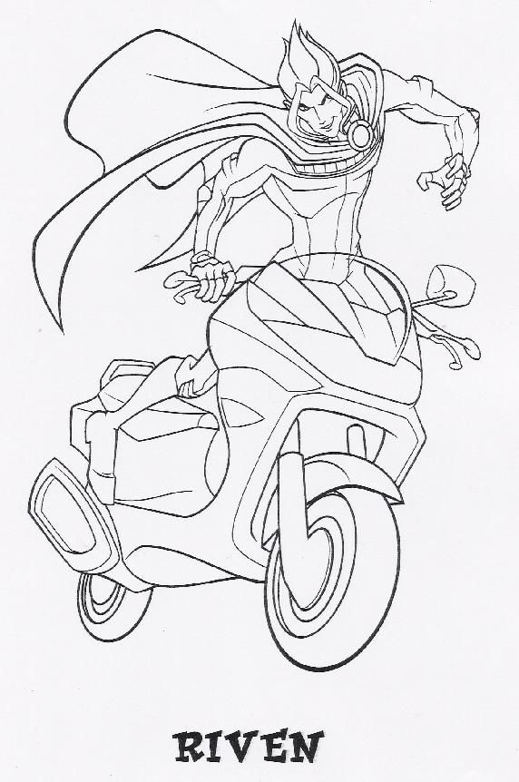 coloring page WinX Club - WinX Club …   Pinterest