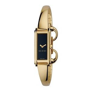 7f60b9f6c17 Gucci G Line ladies  gold plated bangle watch - Product number 9788360