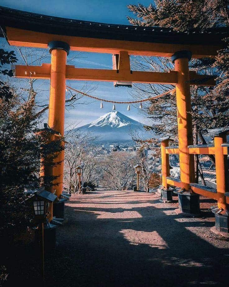 Kirstomi Kumanojyo | Japan landscape, Japanese landscape, Japan architecture