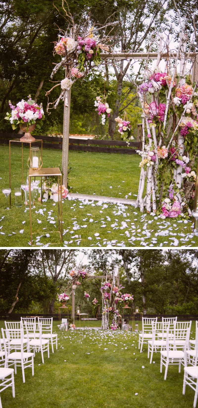 Ausgefallene Hochzeitsdeko Ideen.50 Ausgefallene Hochzeitsdeko Ideen Hochzeitsbogen
