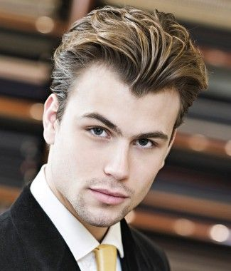 Paul Mitchell Medium Brown Straight Hair Styles 18398 Old Man Haircut Salon Guys Mens Hairstyles