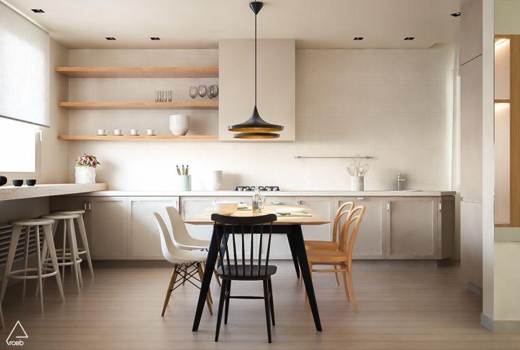 Salle à manger design contemporain  ambiance et déco Modern