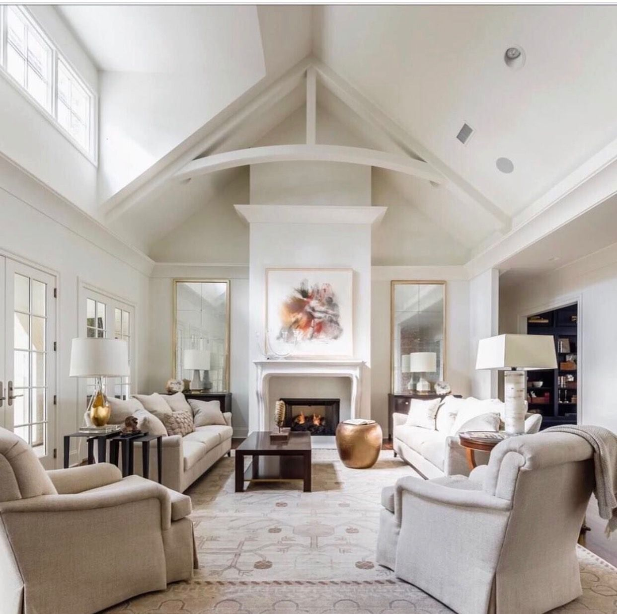 20 Blue Living Room Design Ideas: This Gorgeous Great Room Is From Our Southern Living