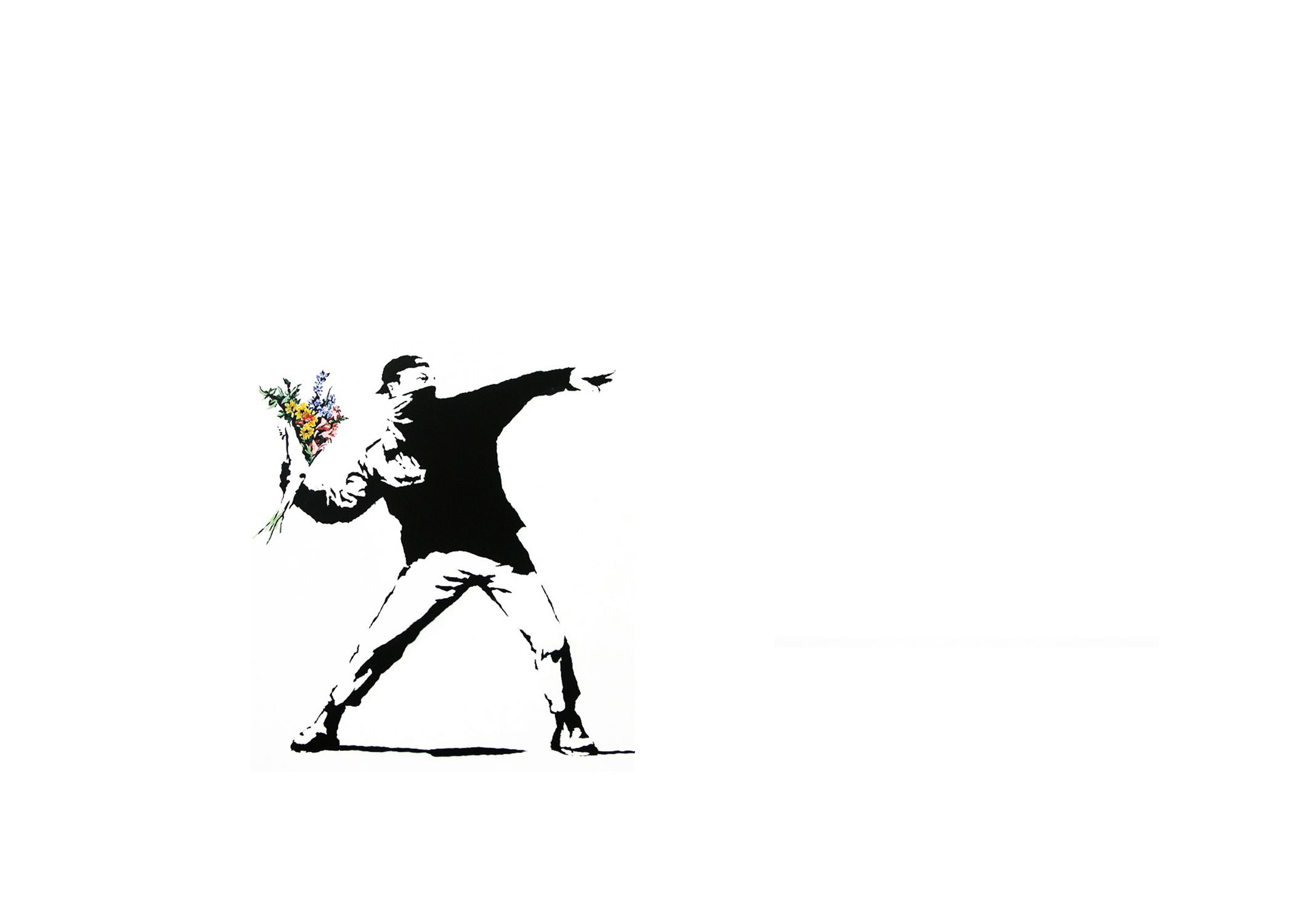 Banksy Hd Wallpaper: Image Result For Banksy Wallpaper