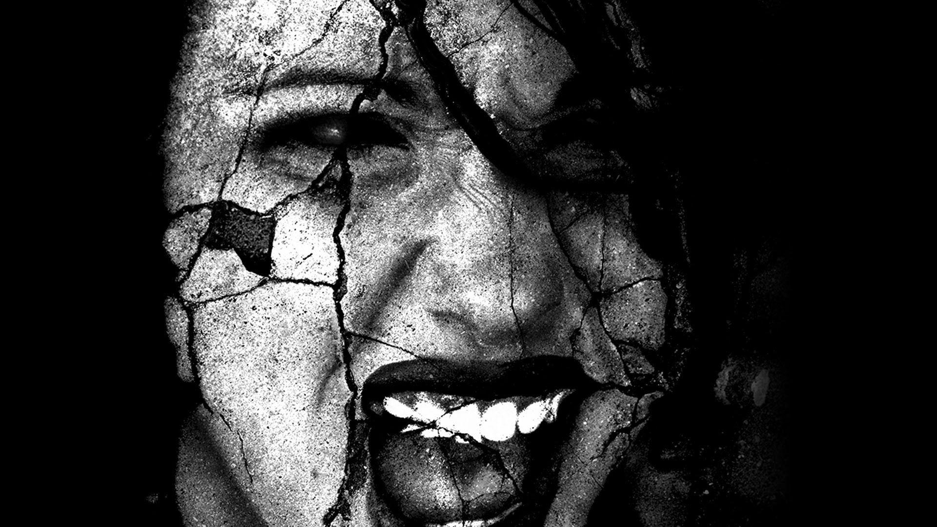 Shatter Effect - Photoshop CS6 Halloween Tutorial making