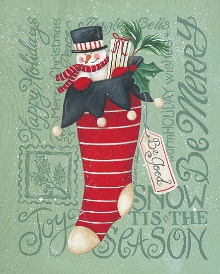 snowman diane arthurs Pinterest Noel Illustration