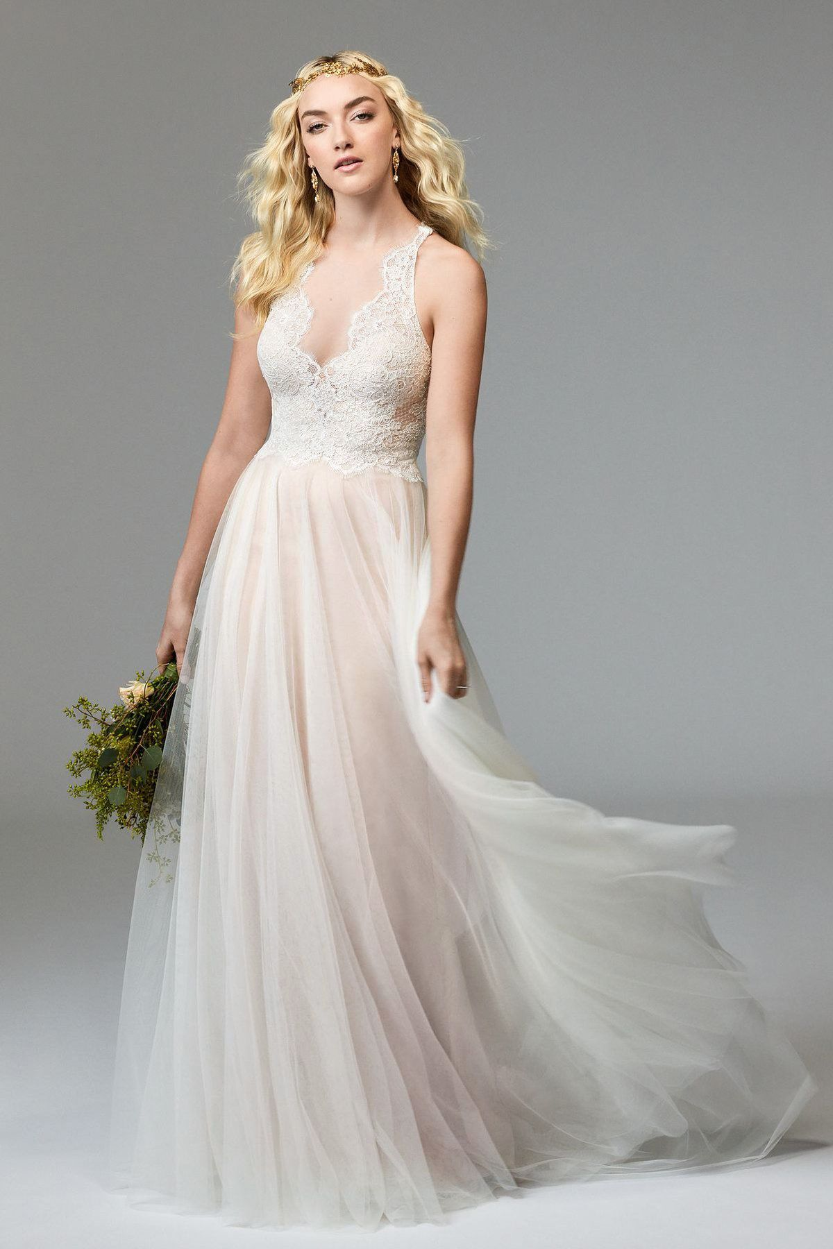 Willowby wedding dresses  Vira   Brides  Willowby by Watters  Weddings  Pinterest