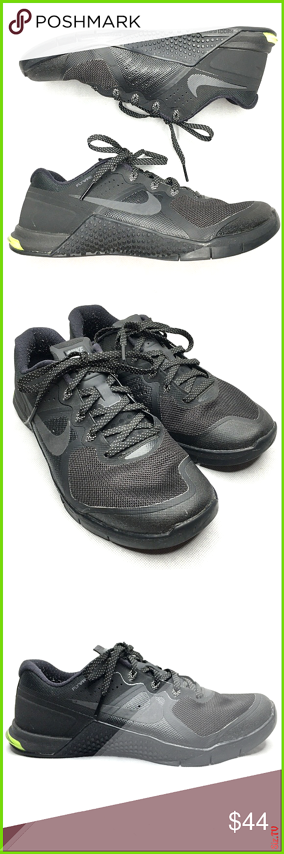 Nike Metcon 2 Training Weightlifting Shoes Nike Metcon 2 Training Weightlifting Shoes Traction Suppo...