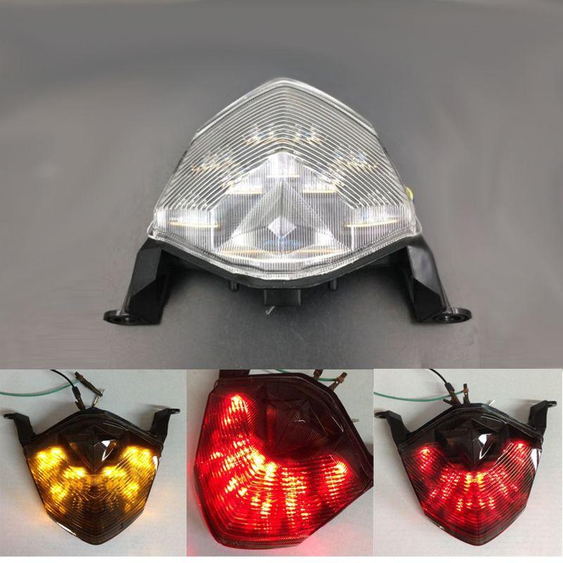 Hot sale! Motorcycle LED Rear Tail Brake Light Turn Signal