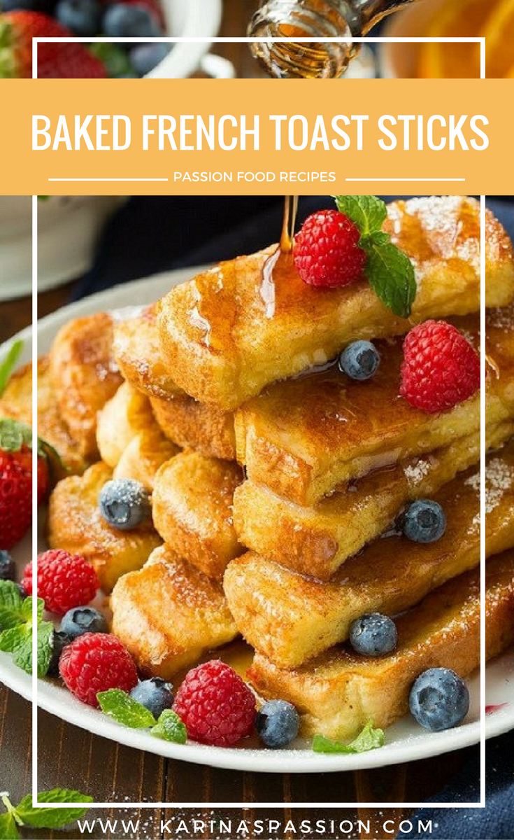 Baked French Toast Sticks Recipe French toast bake